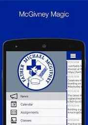 McGivney Magic App – available for download