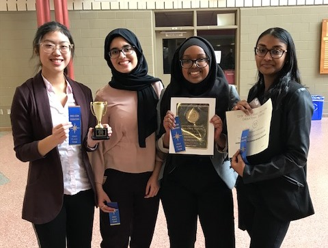 A Resounding Win for our FMM Debaters!