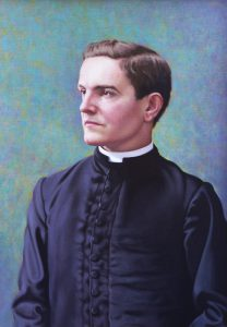 Father Michael McGivney portrait