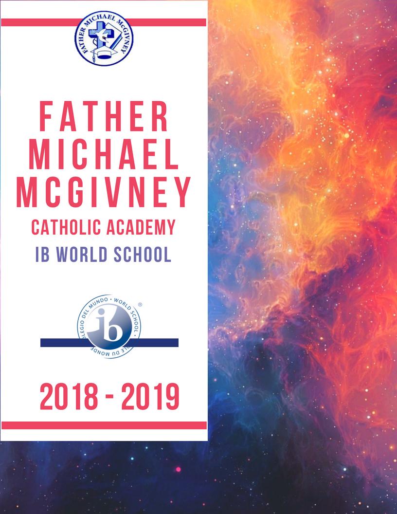 FMM School Agenda 2018-2019