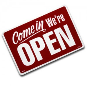 School Office Now Open!