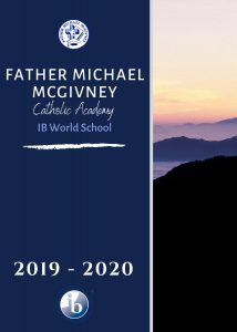 IMPORTANT ~ 2019-2020 FMM School Agenda is now available (digital version)