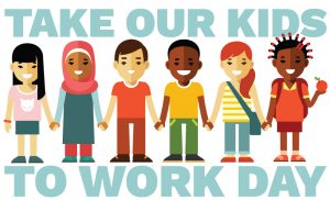 Take Our Kids to Work Day ~ Wed No 6th