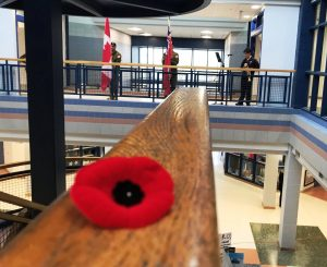 Remembrance Day Services ~ Mon Nov 11th