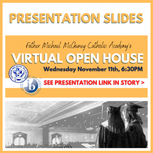 OPEN HOUSE PRESENTATION SLIDES now available!