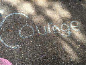 Virtue of the Month: Courage