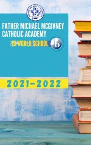 2021-2022 School AGENDA … now online!