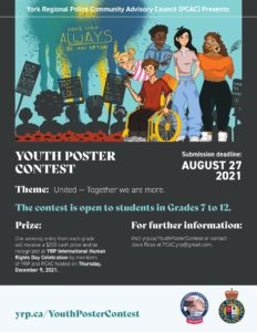 YRP Youth Poster Contest